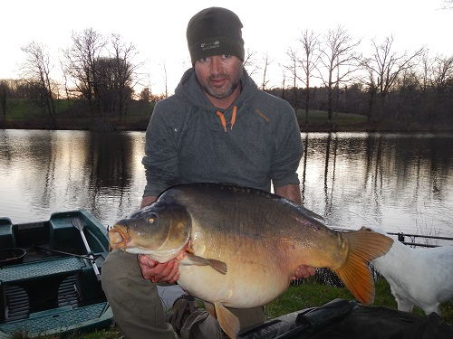 Phil 50 plus mirror carp
